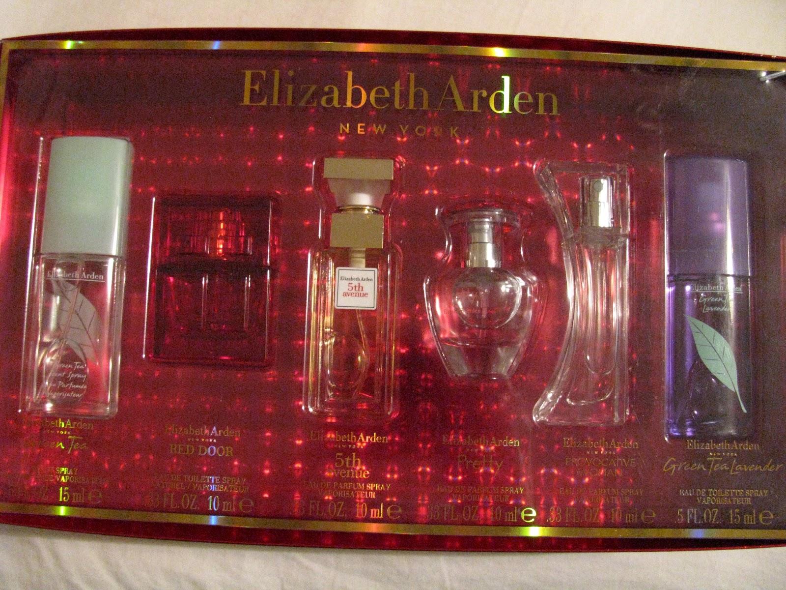 The Beauty Alchemist Elizabeth Arden Best Seller Fragrance Set