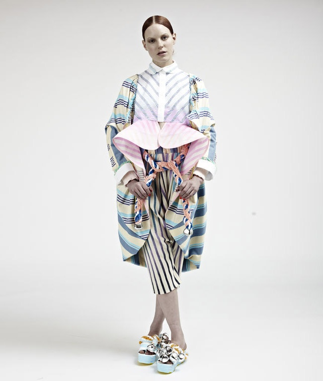 Style Forecaster Joyce Wong Wearable Art Designer