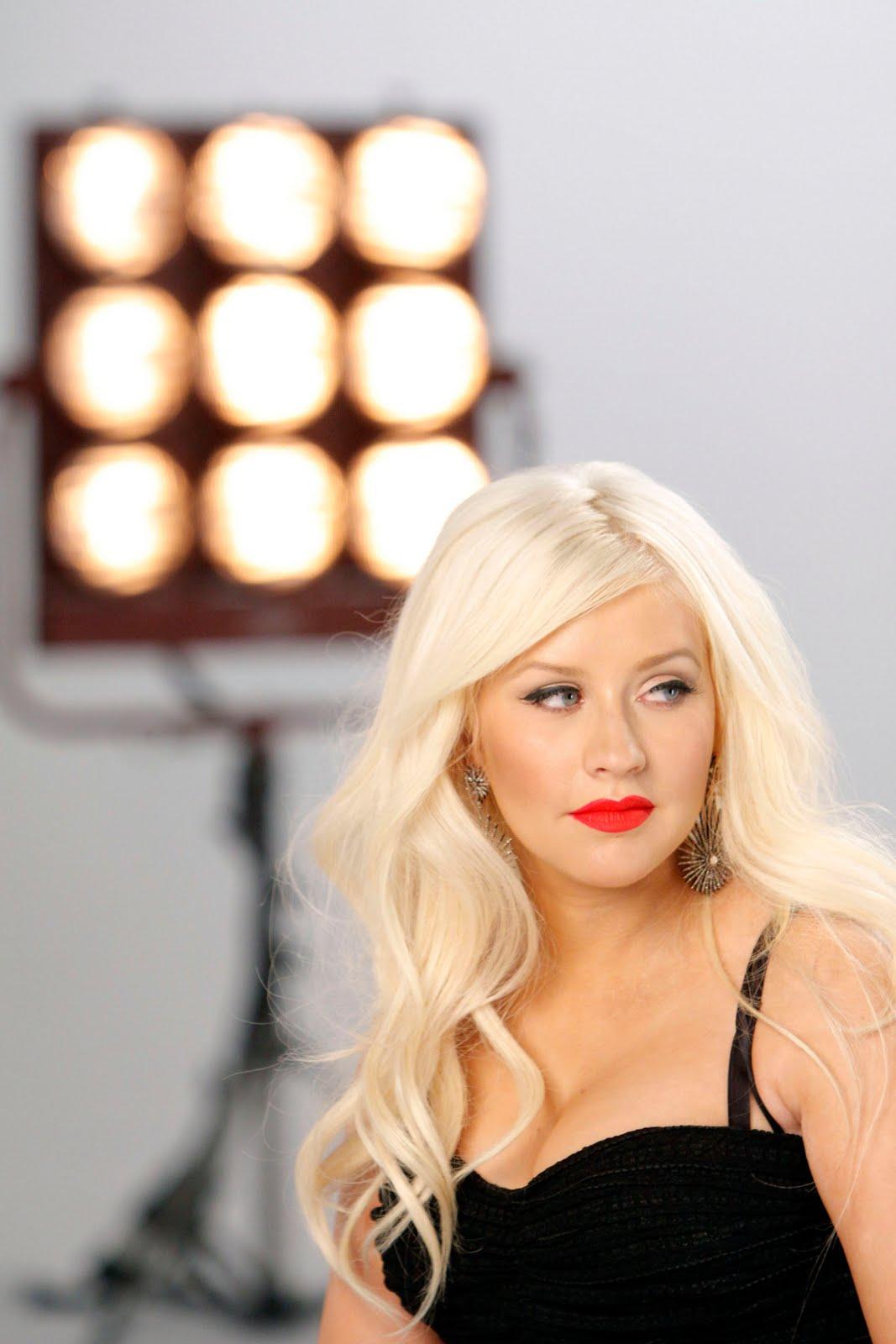 Christina Aguilera Body: Christina Aguilera The Voice Christina
