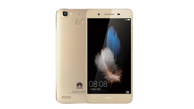 Huawei Enjoy 5S Goes Official With Fingerprint Scanner