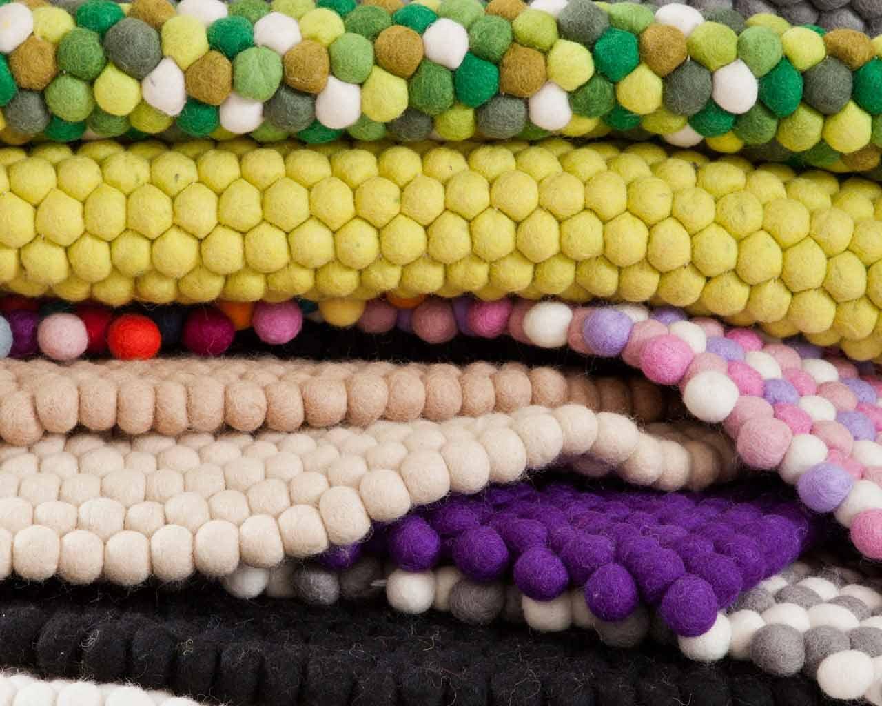 Alfombras artesanas para un hogar feliz mi casa es feng for Alfombras hechas con lana