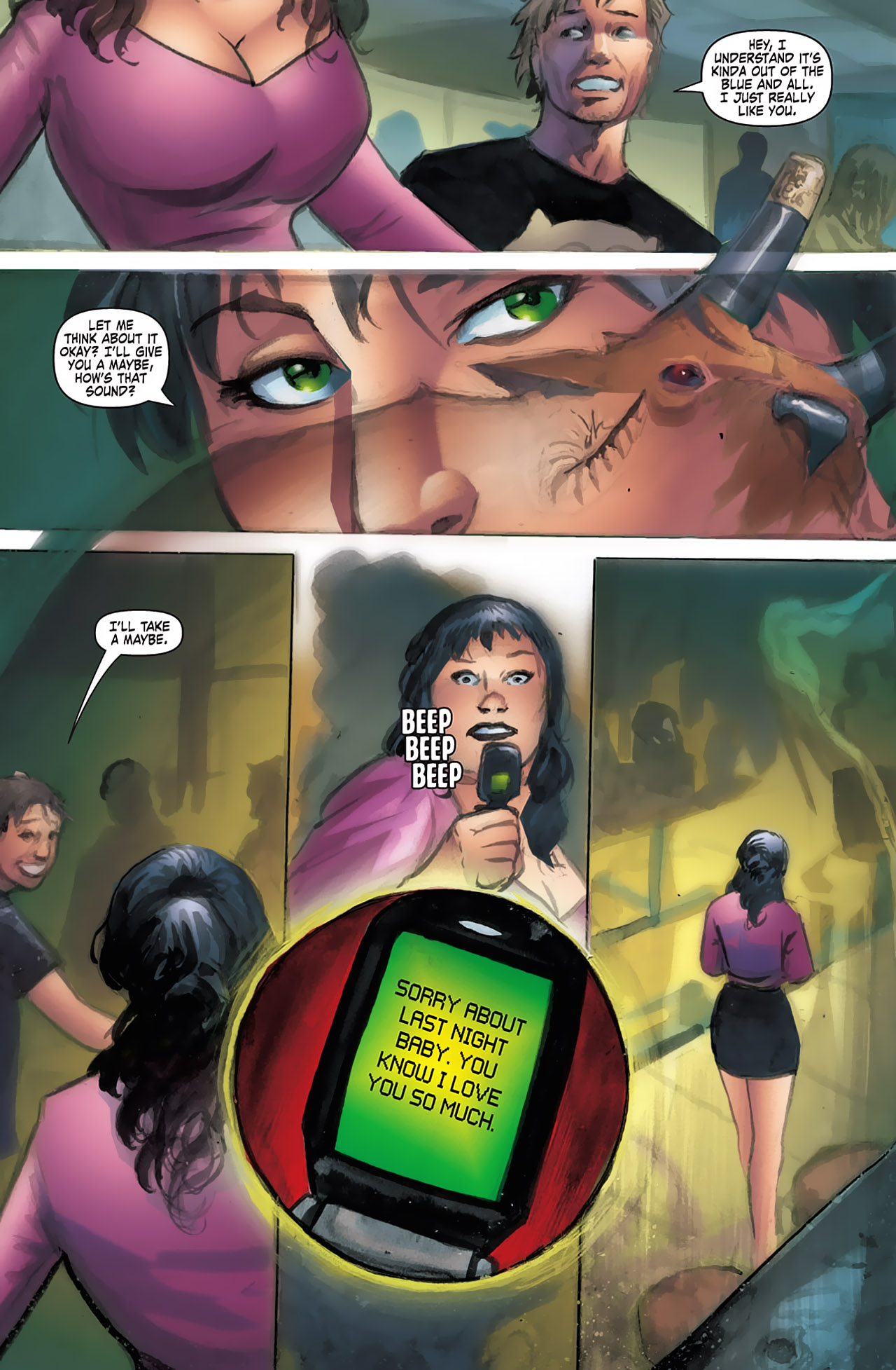 Grimm Fairy Tales (2005) Issue #13 #16 - English 13