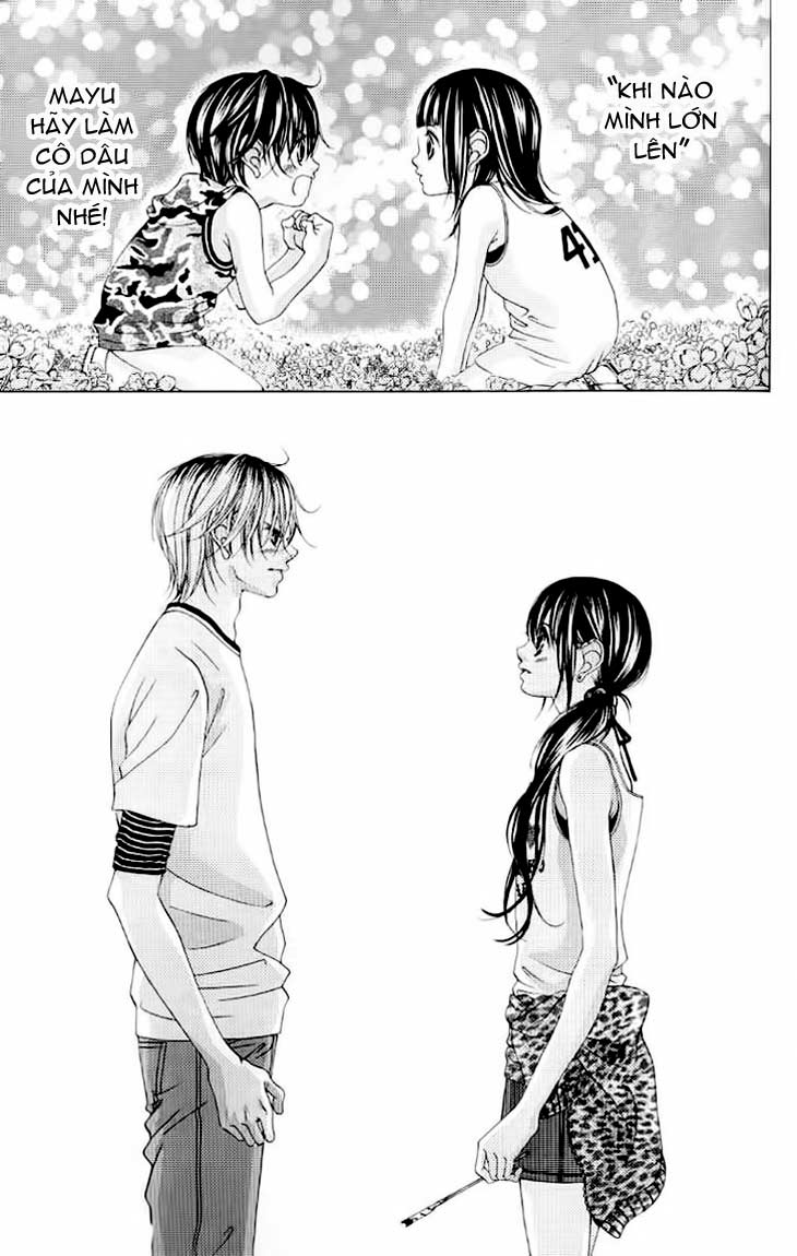 Boku no Hatsukoi wo Kimi ni Sasagu: Chapter 45