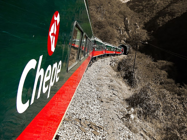 The Chepe Train
