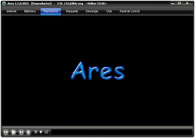 Descargar Ares en Español