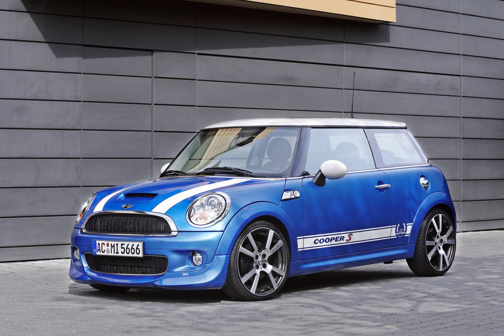 Car Automobile World Mini Cooper