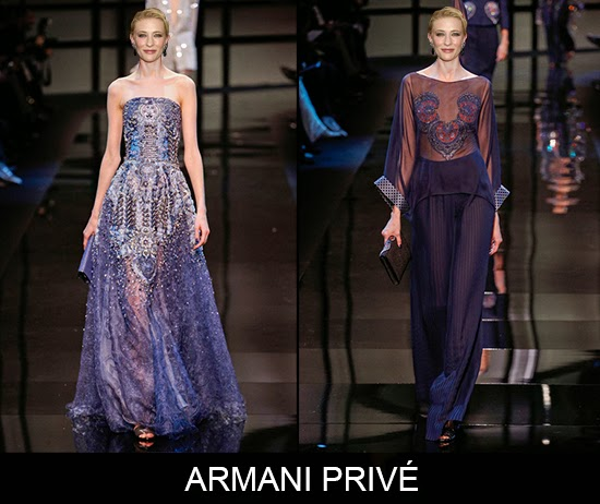 Will Cate Blanchett wear Armani Prive dress to Oscars 2014 red carpet