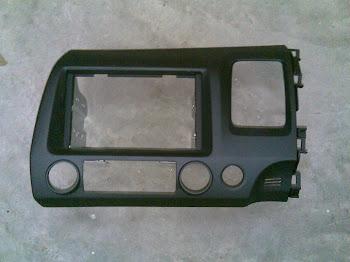 Honda Civic FD Grade A Double Din Console (Plug n Play)