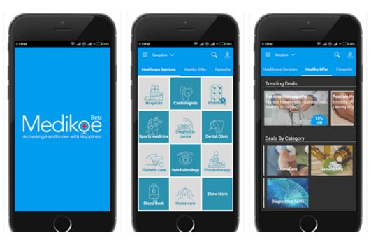 Medikoe Apps