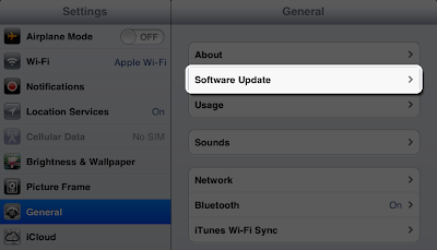 How Do You Update iOS 7?