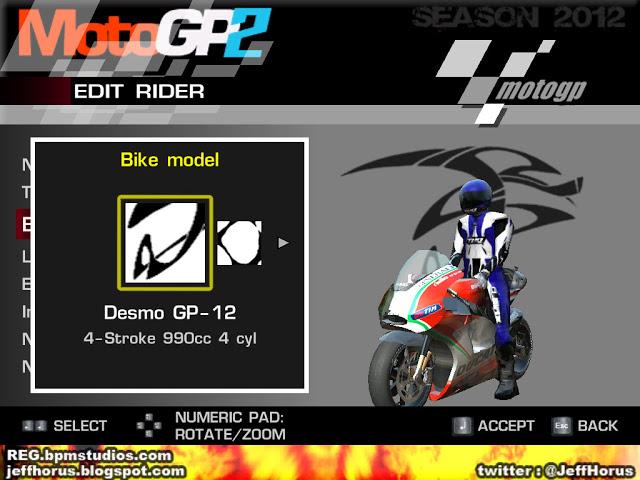 Moto GP2 và Deadly Race - 2 game mini xuất sắc của dòng đua xe 2013