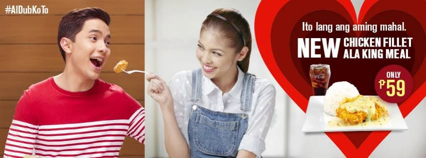 McDonald's ALDUBKoTo TV ad
