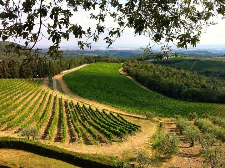 posti belli Toscana