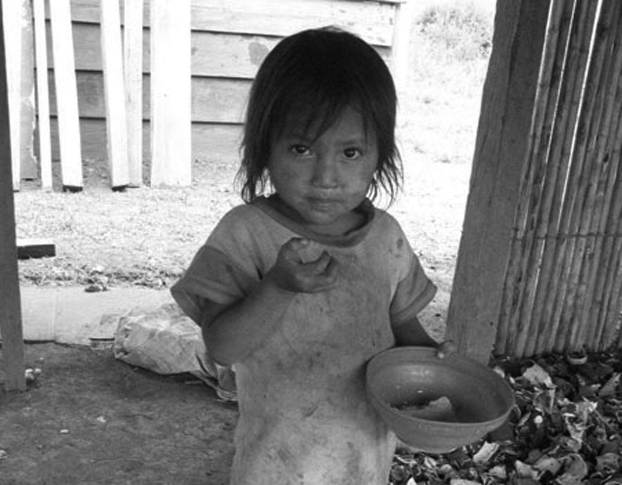 La pobreza en el mundo