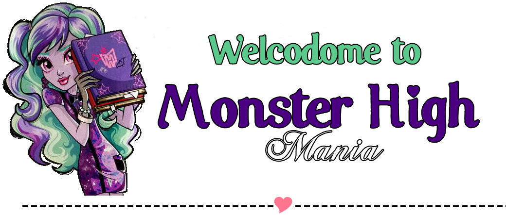 Monster High Mania - Oficial