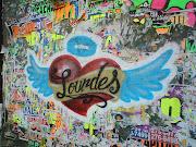 Etiquetas: GRAFFITIS DE AMOR lourdes