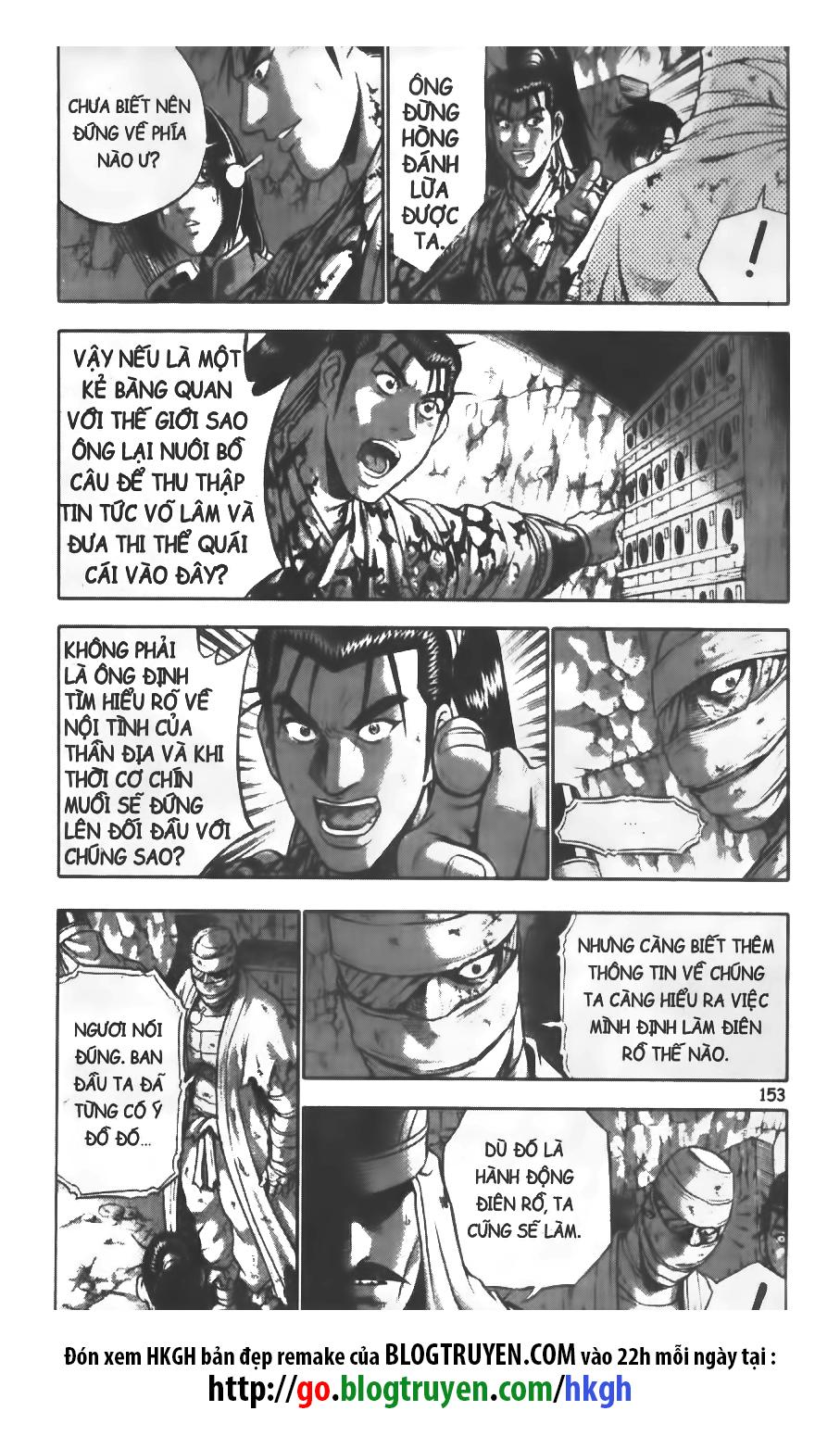 Hiệp Khách Giang Hồ chap 330 Trang 22 - Mangak.info
