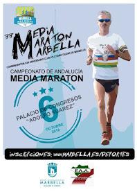 XXXIII Medio Maratón de Marbella