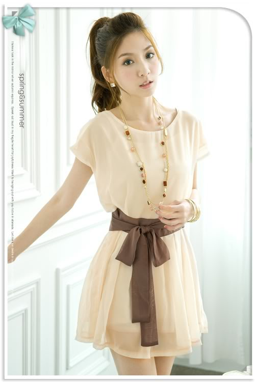 Simple Nude Dress. Simple Nude Dress Code : SD 001200. Size : S, M, L