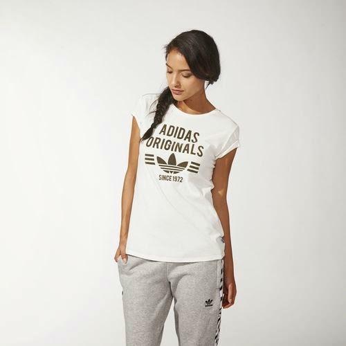 Camisetas adidas informal
