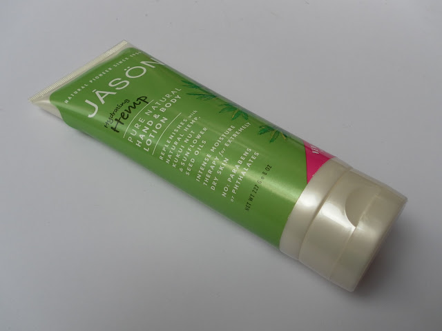 A picture of JĀSÖN Hydrating Hemp Hand & Body Lotion