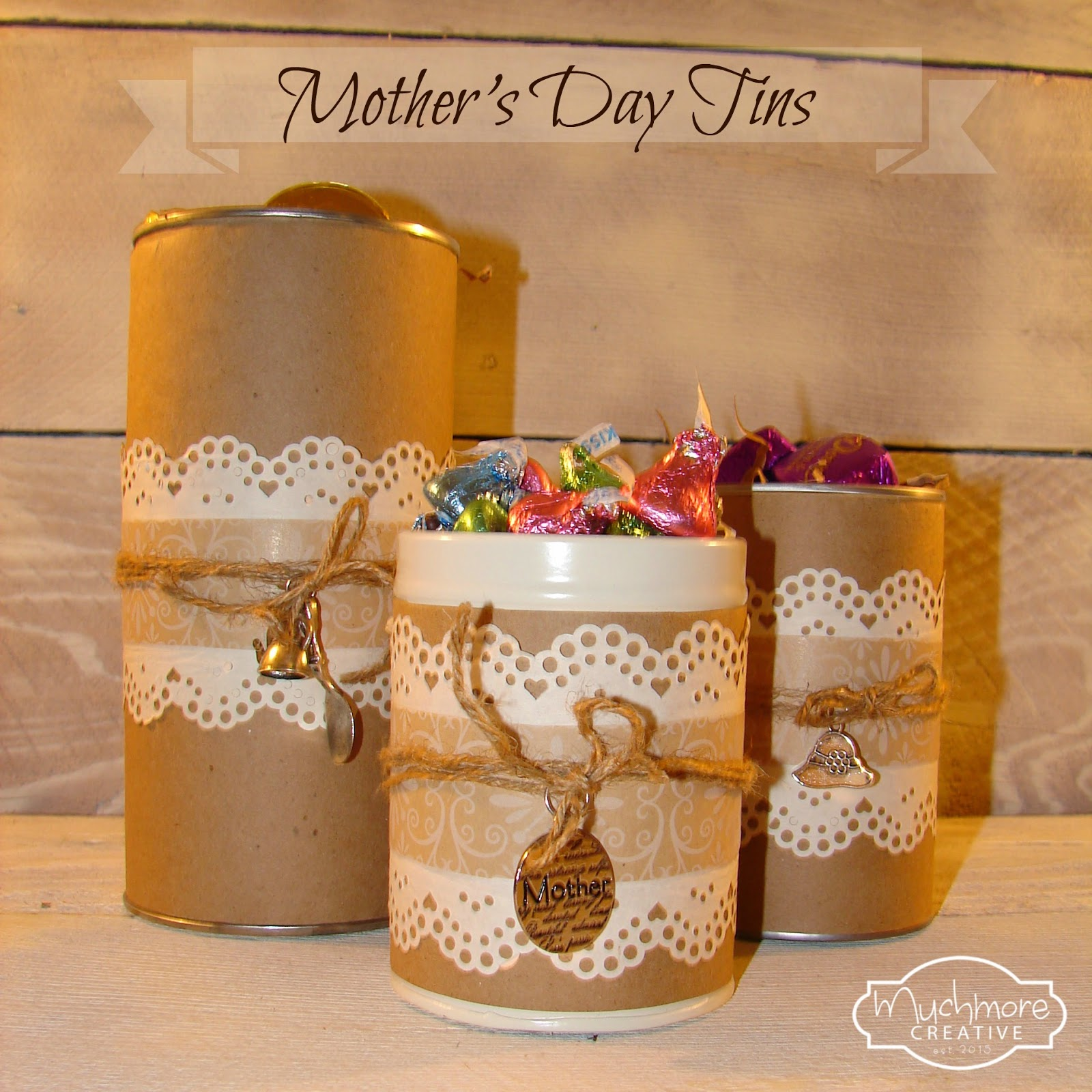 Mother's Day Tins