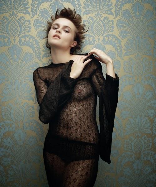Helena Bonham Carter desnuda: Galería de Fotos -