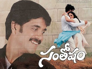 Santosham Telugu Mp3 Songs Free  Download 2002