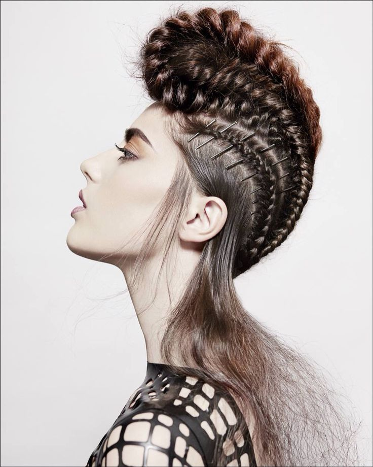 Artistic Hairstyles The Haircut Web