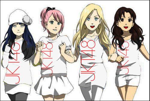 ... gambar karikatur jkt48 akan saya tampilkan gambar gambar nya dibawah