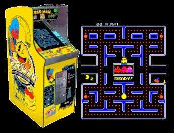Los 80, la época dorada de los videojuegos Videojuegos+80