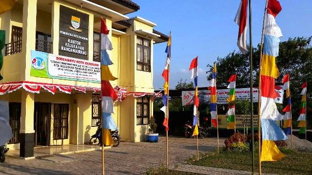 Kantor Kelurahan Rancanumpang Berhias