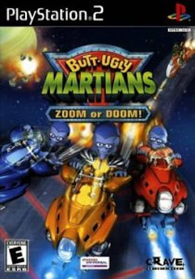 Torrent Super Compactado Butt Ugly Martians Zoom Or Doom PS2