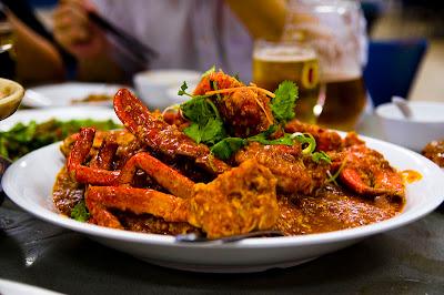 Chilli Crab Recipe