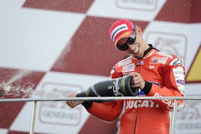 Sakit Hati dengan Honda, Stoner akan Come Back ke MotoGP Bersama Ducati