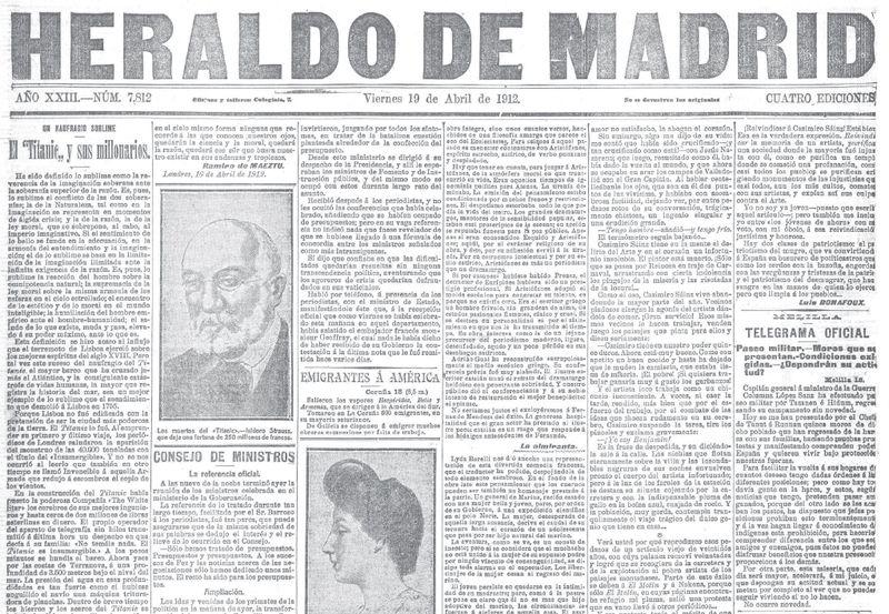 el misterio del petróleo Heraldo+de+madrid