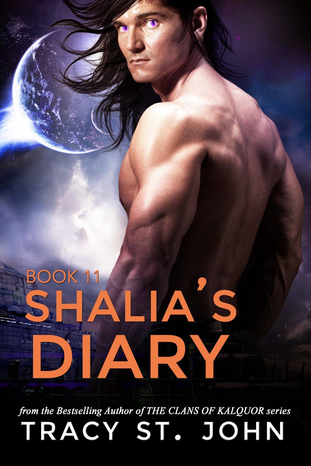 Shalia's Diary Book 11