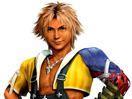 Tidus de Final Fantasy - Chicos sexys de los videojuegos