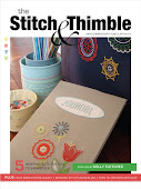 My digital hand embroidery publication, now double the size