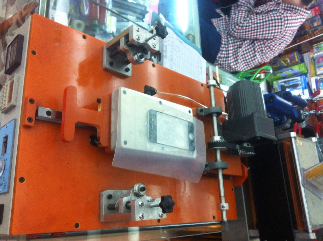 Máy cắt kính tự động