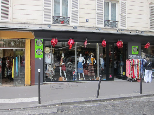 Vintage in paris hippy market for Jardin 41 rue du temple