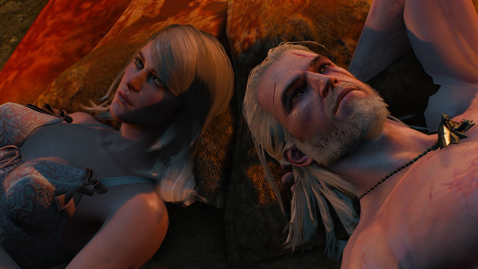 Witcher 3 monster nude mod hentia picture