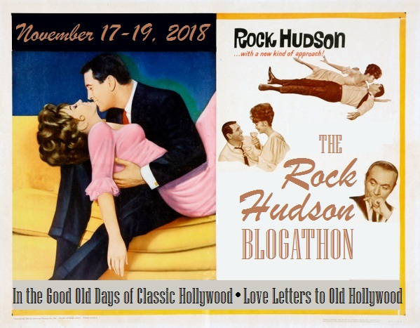 The Rock Hudson Blogathon