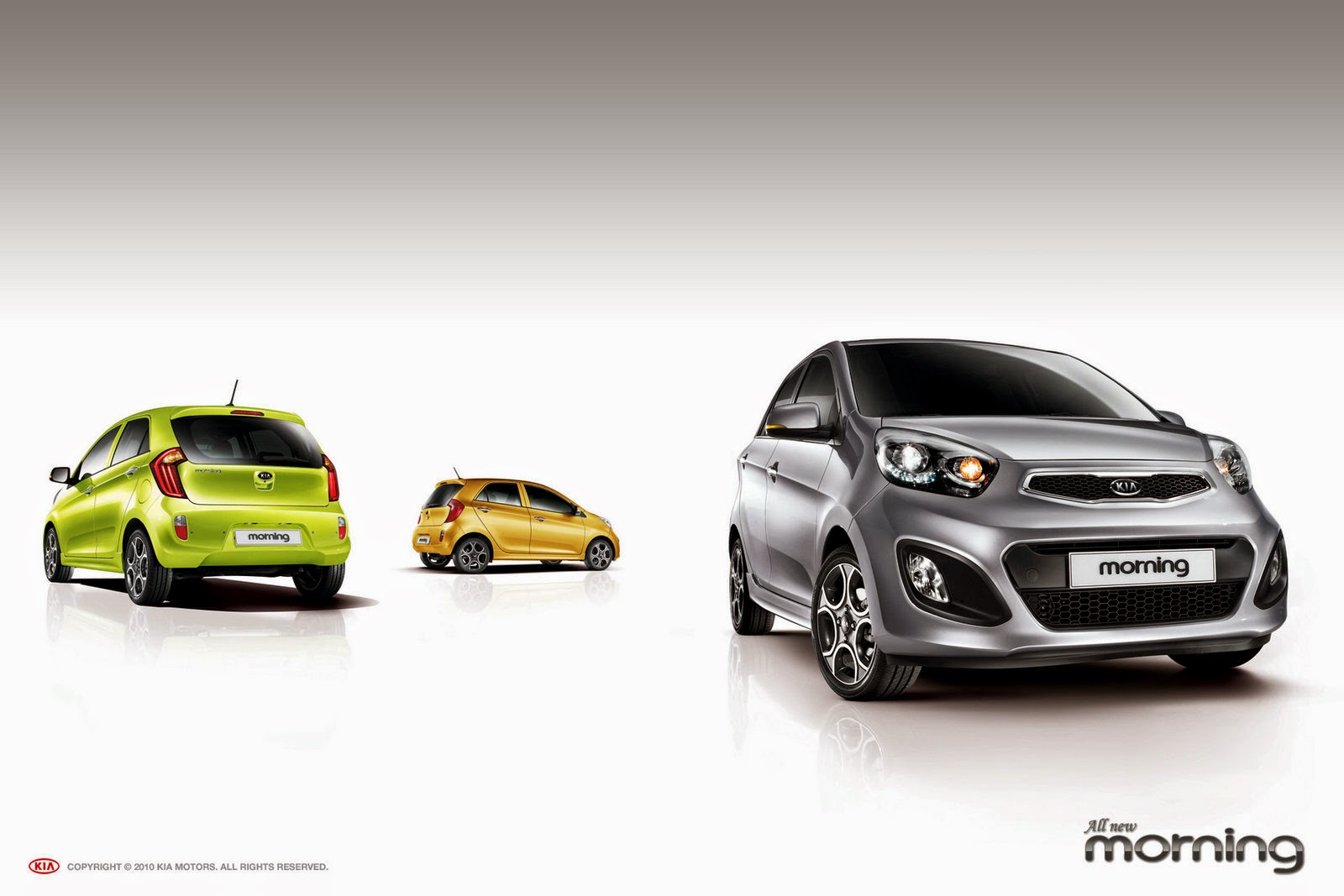 KIA All New Picanto Morning 2014