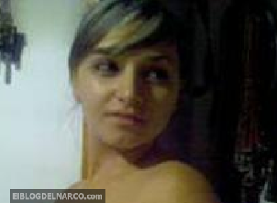 """Imágenes desnuda de """"la requesona"""" Una informante del cartel de Los"""