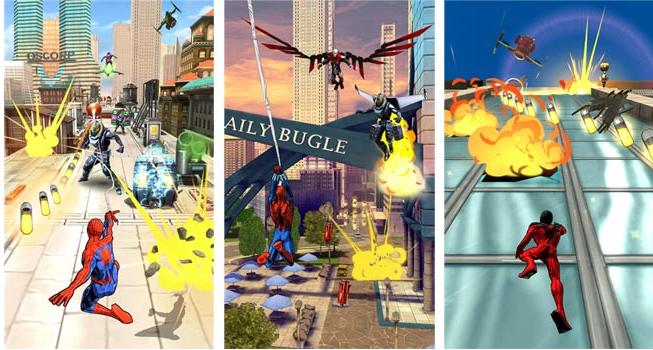 Spider-Man Unlimited download