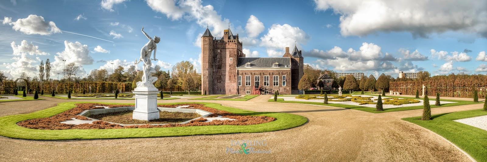 slot Assumburg in Heemskerk