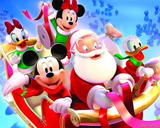 Disney Christmas Computer Wallpapers