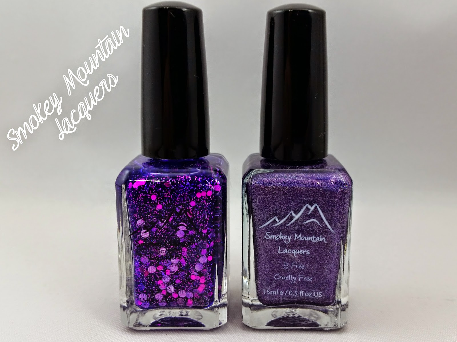 smokey mountain lacquers nail polish
