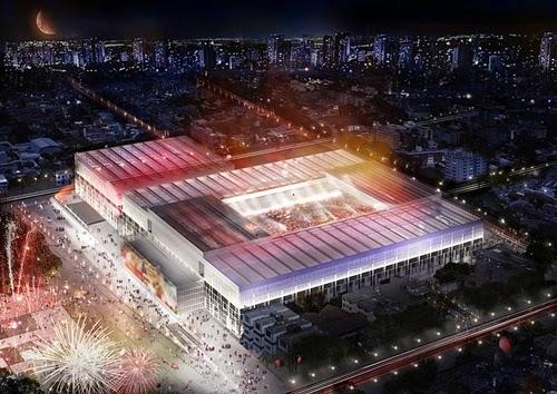 Stadion Arena de Baixada